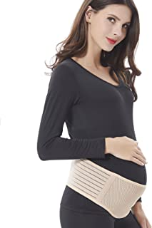 Maternity Belt,Lower Back and Pelvic Support - Belly Band...