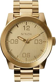 Nixon Corporal SS Rugged Men's Watch (48mm. Stainless...