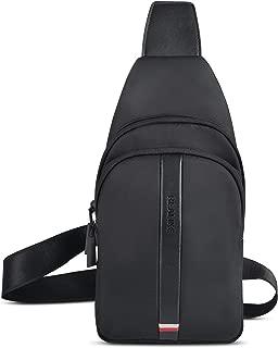 REALIKE Sling Backpack Anti Theft Crossbody Sling Bag Multipurpose Casual Daypack Travel Chest Shoulder Bag