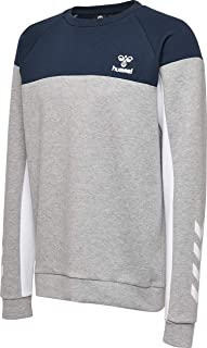 hummel Men's Hmlmason Sweatshirt - Sweatshirt for Men Sweatshirt