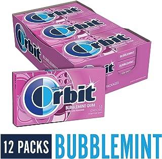 Best orbit gum bubblemint Reviews
