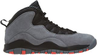 Mens Air Jordan Retro 10 Leather Basketball Shoes