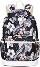 Joymoze Casual Lightweight Fashion Print Backpack Cute School Bag for Teen