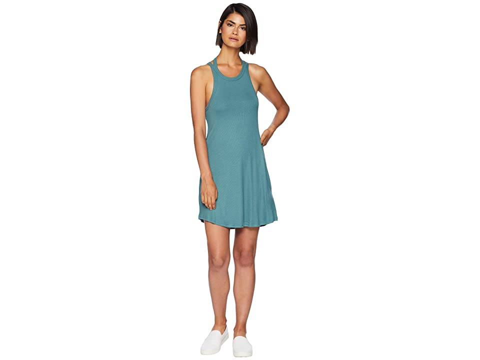 RVCA Linked Dress (Pine Tree) Women