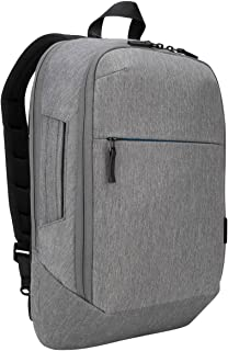 Targus TSB937GL CityLite Convertible Backpack/Briefcase fits up to 15.6-Inch Laptop, Grey