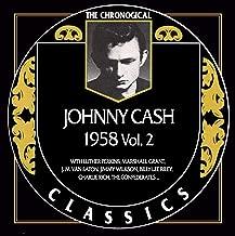Johnny Cash - Chronological Classics 1958 Vol. 2