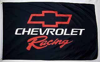 Nuge Chevrolet Racing Car Flag 3' X 5' Indoor Outdoor Automotive Banner
