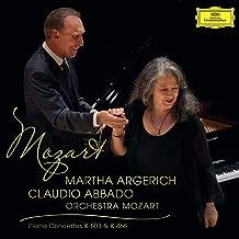 Mozart: Piano Concerto No.25 In C Major K.503; Piano Concerto No.20 In D Minor K.466 (Live)