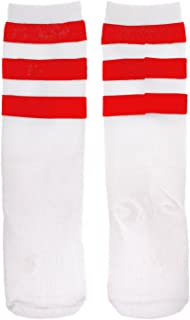 red and white football uniforms