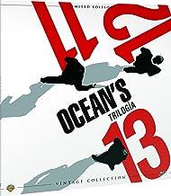 Trilogía Oceans Colección Vintage (Funda Vinilo) Blu-Ray [Blu-ray]