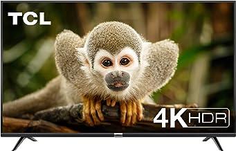 TCL 55DP602, Televisor de 55 Pulgadas, Smart TV con UHD 4K,