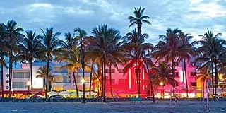 miami beach neon lights