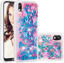 Luckyandery Huawei Y5 2019 Cover Case,Huawei Y5 2019 Back Case, Back Cover and Soft Silicone Bumper Shock Absorption for H...
