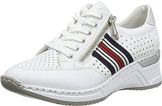 Suchergebnis auf für: Rieker Weiß Sneaker