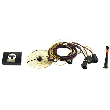 Amazon.com: Blue Ox BX88285 EZ Light Wiring Harness for Jeep Wrangler  (2007-2017): Automotive | Wrangler Ez Wiring Harness Diagram |  | Amazon.com