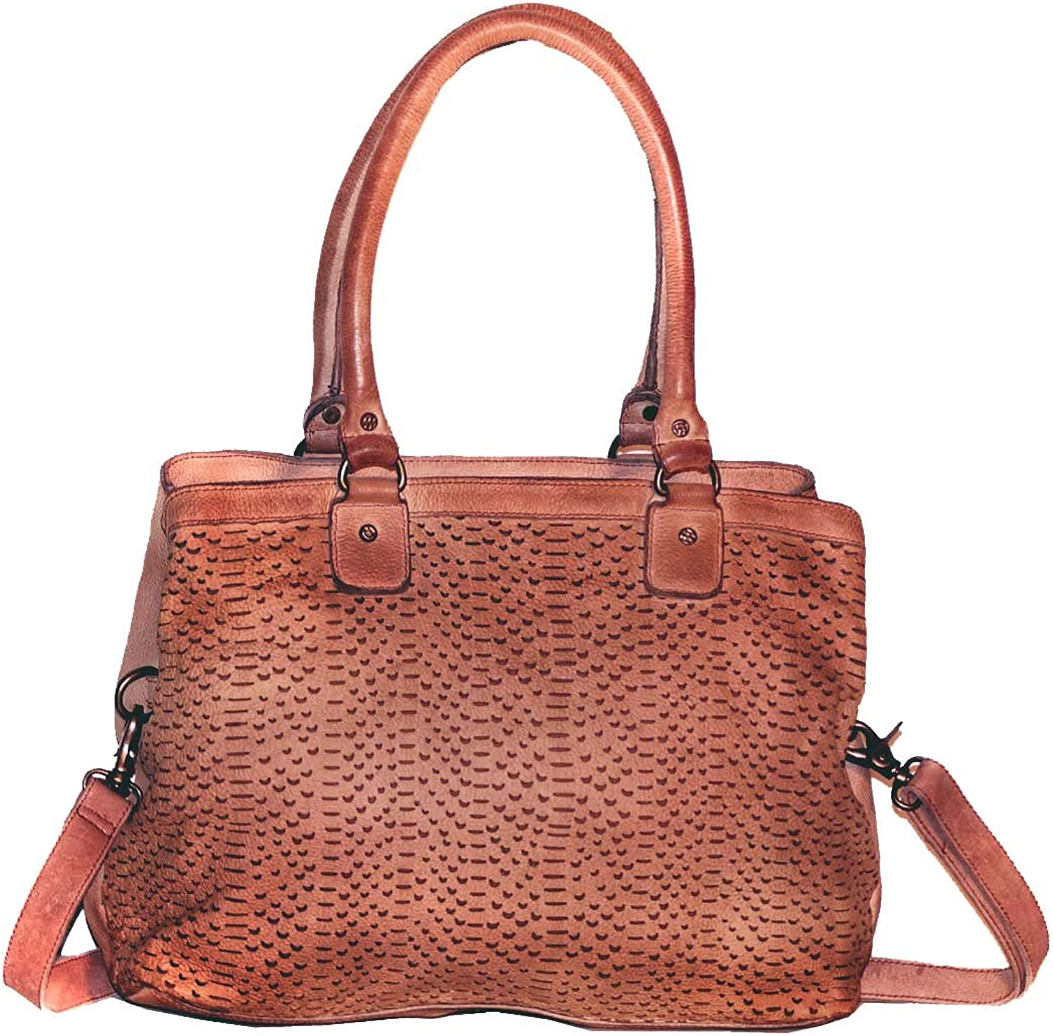 Amero Women's Baguette Leather Bag