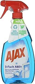 Ajax 3-Voudig Actieve Glasreiniger, 500 ml