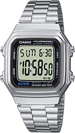 Casio Mens Watches A178WEA-1AES