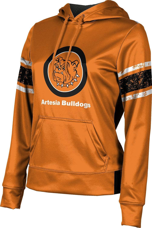 ProSphere Artesia High School Girls' Pullover Hoodie, School Spirit Sweatshirt (End Zone)