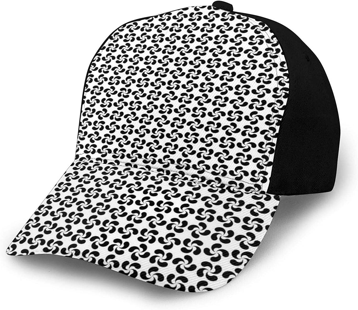 Unisex Curved Edge Baseball Cap Leaves Flower shipfree Shaped Challenge the lowest price of Japan Wind Wheels
