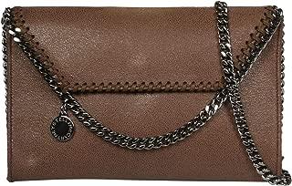 Luxury Fashion   Stella Mccartney Womens 581238W91322822 Brown Clutch   Fall Winter 19