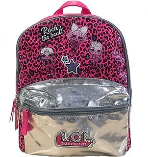 LOL Surprise! Childrens/Kids Leopard Print Backpack