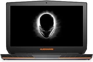 Alienware AW17R3-1675SLV 17.3-Inch FHD Laptop (6th Generation Intel Core i7, 8 GB RAM, 1 TB HDD,NVIDIA GeForce GTX 970M, Windows 10 Home), Silver