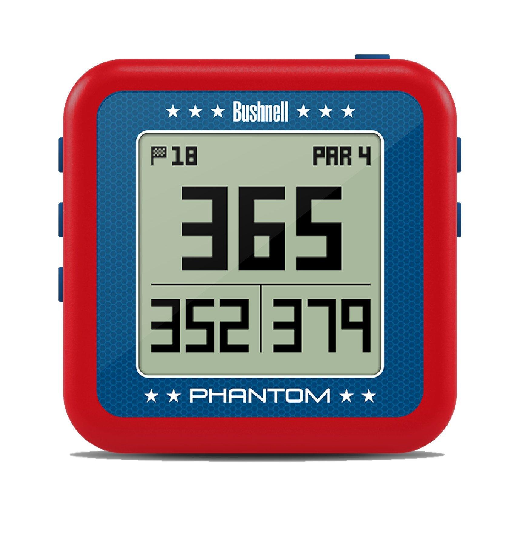 Bushnell Phantom Golf GPS Blue