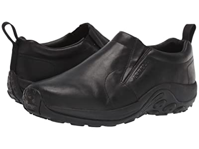 Merrell Jungle Moc Leather 2 (Black) Men