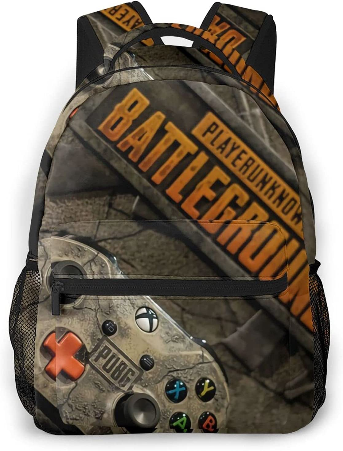 Gaming Controller Gifts Long-awaited Backpack Laptop Water Casual Resistan