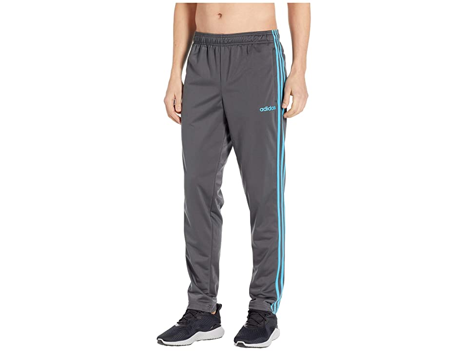 c3ca632fc adidas Essentials 3-Stripes Tricot Track Pants (Grey Six) Men's Casual Pants ,