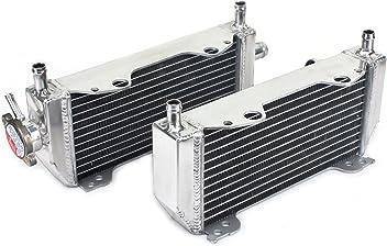 TARAZON Moto Refroidissement refroidisseur deau Radiateur pour EXC 125 200 250 300 SX 125 150 250 2013