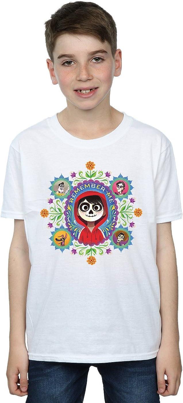 Disney Boys Coco Remember Me T-Shirt 12-13 Years White