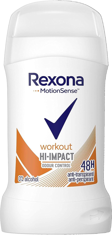 Rexona Women Workout Hi-Impact Anti-Perspirant ml 1.3 40 Stick Challenge the lowest price of Brand Cheap Sale Venue Japan