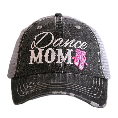 eb6980b407d Dance Mom Women s Trucker Hats Caps by Katydid