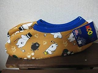 ムーミンリトルミイスナフキン 裏ボア ソックス 靴下