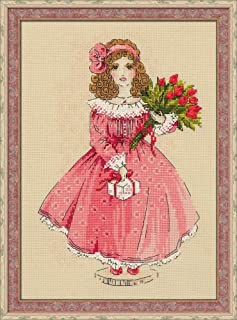 RIOLIS 1313 - Doll Sophie - Counted Cross Stitch Kit 8¼