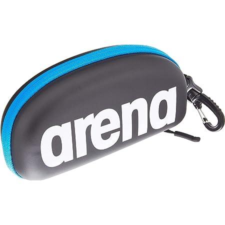 Arena Case for Swimming Goggles – Black/ White/Royal Blue