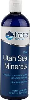 Trace Minerals Utah Sea Minerals, 16-Ounce