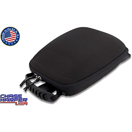Saddlemen Large E-Pak Electronics Street Motorcycle Magnetic Pouch Black//One Size