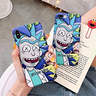 ANNA SOBANSKA111 Phone Case for iPhone 8 7 6s 6 X Plus XS 11 Pro Max case Customized DIY for iPhone XR XS MAX 5 5S SE CAPA 01 (Style 1, iPhone 7 8 Plus)