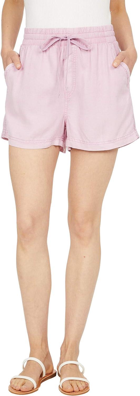 Splendid Memphis Mall Women's Elastic Waistband Relay Knit Max 65% OFF Short Active
