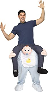 Fun World - Ride a Baby Adult Costume