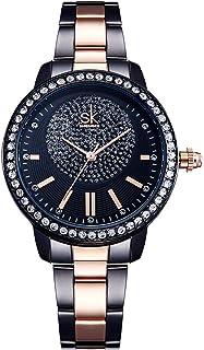 Women Watches Crystal Ladies Wrist Watch Girl Clock Relogio Feminino