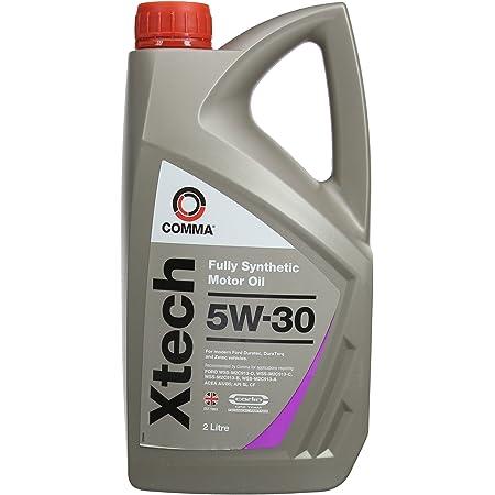 Comma Xtc2l Xtech 5w 30 Synthetisches Motoröl 2 L Auto