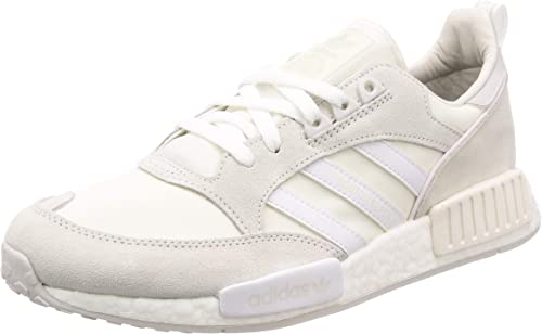 Adidas Originals Bostonsuper x R1 Never Made Pack, Cloud blanco-Footwear blanco-One gris, 11