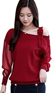 Mitaha Casual Western Off Shoulder Top for Jeans Stylish Women Top Girls Tops