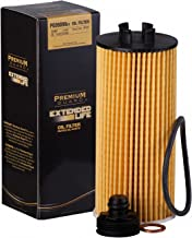 PG Oil Filter, Extended Life PG99098EX | Fits 2014-17 BMW i8, 2016-18 X1, 2018 X2, 2014-18 Mini Cooper, 2016-18 Cooper Clubman, 2017-18 Cooper Countryman