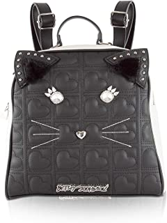 Betsey Johnson Womens Kitch Backpack