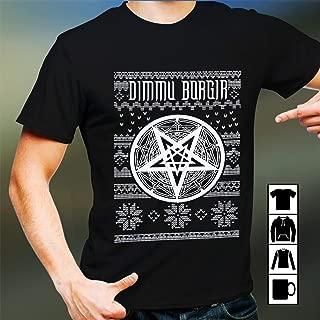 Dimmu Borgir Ugly Christmas Christmas Ugly Sweater T Shirt Long Sleeve Sweatshirt Hoodie for Men and Women